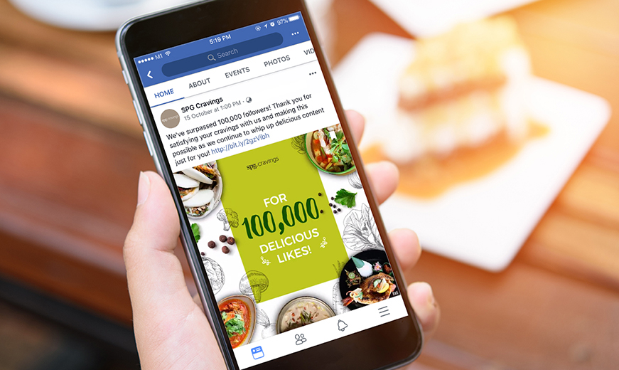 svg craving social content design by mediatropy